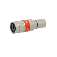 RG11 Quad Compression F Connector Foxtel Approved No. F10309