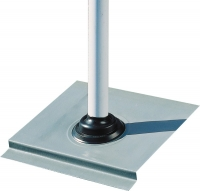 Lead Tile Flashing 410X490MM