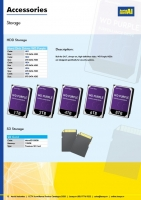 Surveillance Specific HDD - 4TB