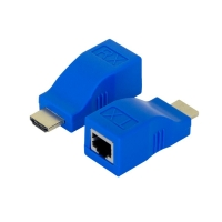 HDMI Extender over CAT5e or CAT6, Up To 30m - Click for more info