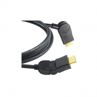 HDMI Lead 1 Metre Horizontal / Vertical Flexi Connector