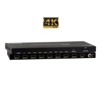 HDMI 2.0b 1 to 8 Splitter HDCP 2.2 18G 4K - Click for more info