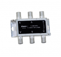 4 Way Tap 15dB 5-2400MHz SMS Foxtel Approved