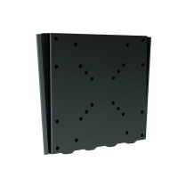 "Large VESA Bracket 200 x 200mm Flush for 23"" to 42"", 18mm Deep"