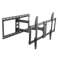 """37"""" To 80"""" Full Motion Wall Mount, Up To 40kg, for Flat & Curved TV Panels"""