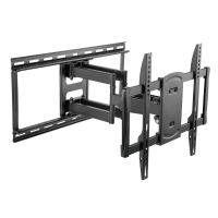 "37"" To 70"" Full Motion Wall Mount, Up To 65kg, for Flat & Curved TV Panels - Click for more info"