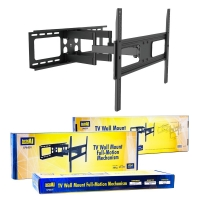 "TV Wall Bracket FULL MOTION 600x400 VESA to 70"" 50kg max"