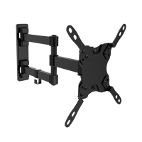 "13"" To 42"" Full Motion TV Wall Mount, 3 Point Swivel, Up To 20kg"