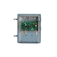 Masthead Amplifier, Shielded, 35dB gain 2 Input UHF Edge Lte
