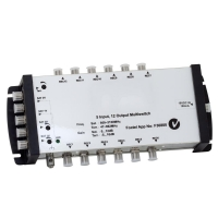 Multiswitch 5 In 12 Out Foxtel Approved #F30800