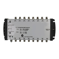 Multiswitch 5 In 16 Out FOXTEL Approved No. F30500