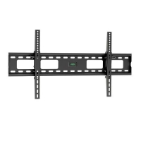 TV Wall Mount Bracket TILT VESA 800x400 37-70 Inch to 75kg