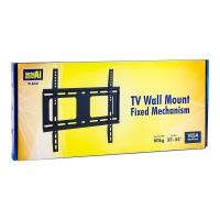 TV Wall Mount Bracket FIXED VESA 400x400 32-55 Inch to 80kg Profile 22mm