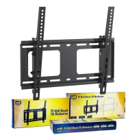 TV Wall Mount Bracket TILT VESA 400x400 32-55 Inch to 80kg