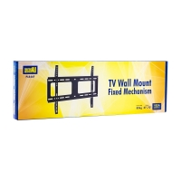 TV Wall Mount Bracket FIXED VESA 600x400 37-70 Inch to 80kg Profile 22mm