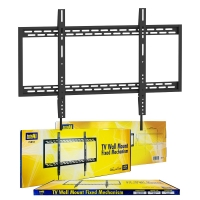 "TV Wall Bracket LARGE 900x600 VESA 60"" to 100"" up to 100kg FIXED"