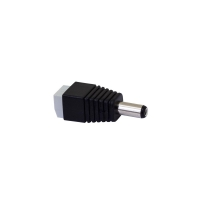 2.1mm Inline DC Plug with Screw Terminals