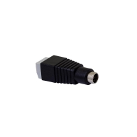 2.1mm Inline DC Socket with Screw Terminals