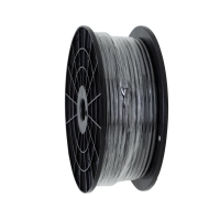 Coax RG6 Dual Shield 100m Plastic Spool, Foam Foil & Braid, Black