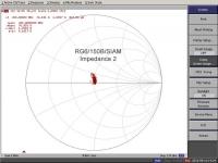 Coax RG6 Quad Shield 150m Drum, Siamese, Black