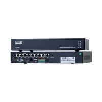 NVR, 8 x Up to 4K IP Camera, 1x HDD ready, 8 port PoE 48V