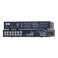 8 Channel DVR, Tribrid 1080P AHD/IP/960H, 1x HDD ready
