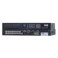 16 Channel DVR, 5MP AHD/TVI/CVI/CVBS/IP, 2x HDD ready