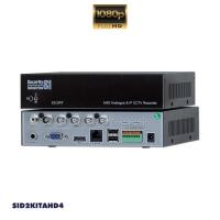 AHD CCTV 4x SID2AHD, 1x SI104T, 1x HD1TB, 4x BNC 18 & 24M