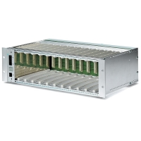 Base Unit 19 Inch with Control Unit for 11 HeadLine Modules Rack Mountable