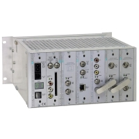 Powered Subrack for Wall Mounting Up to 7 HeadLine Modules