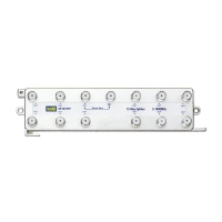 Splitter 12 Way 1 Port Power Pass LABGEAR