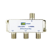 Splitter 3 Way 5 to 2400MHz Diode Steer All Ports Power Pass AERIAL INDUSTRIES - Click for more info