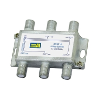 5 Way Splitter 5-1000MHz 1 Port Power Pass
