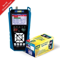 Terrestrial DTV Signal Meter with 12V Antenna Power AERIAL INDUSTRIES - Click for more info