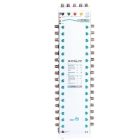 5 In 32 Out Both Sides Green Multiswitch. External Power Supply