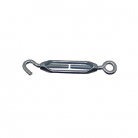Turnbuckle Hook and Eye 1/4 Inch