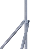 Tile Roof Tripod Kit with 1.8 Metres Mast Special Z Brackets