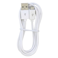 Data Cable USB Micro 5 Pin Male to USBA Male 1.2 Metres
