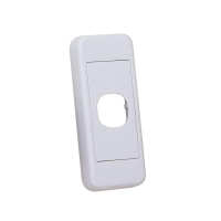 Wall Plate Architrave 1 Gang