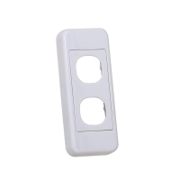 Wall Plate Architrave 2 Gang