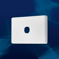 Wall Plate Premium Classic 1 Gang