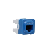Wall Plate Mechanism Premium Mode 3 Blue